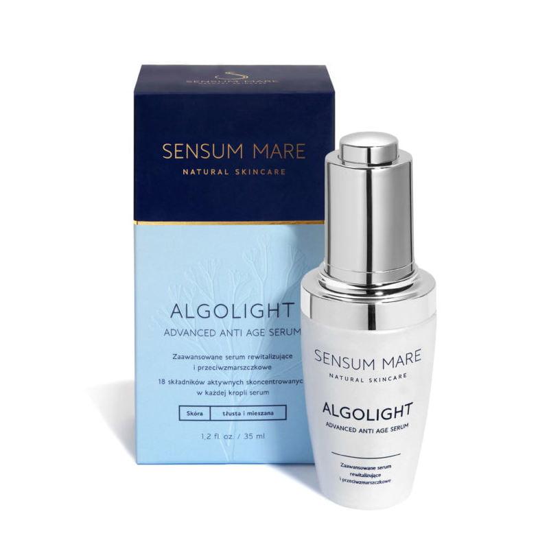 Sensum Mare serum Algolight