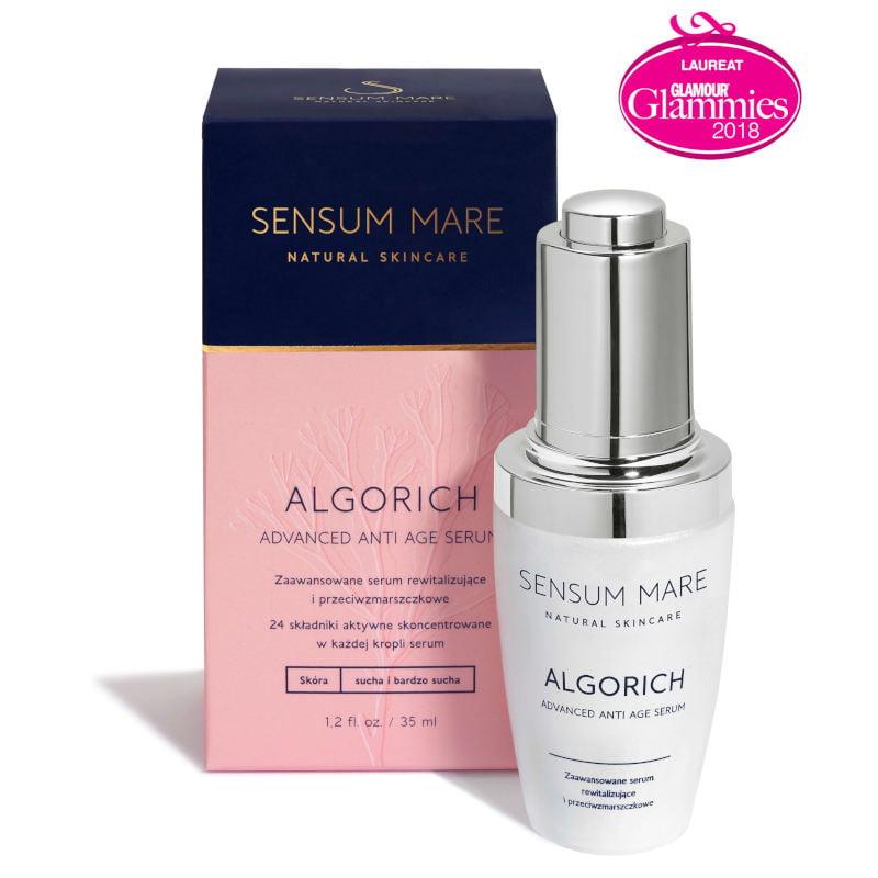 Sensum Mare serum Algorich