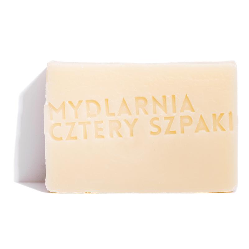 Mydło Miś z Lanoliną, delikatne z 4 Szpaki