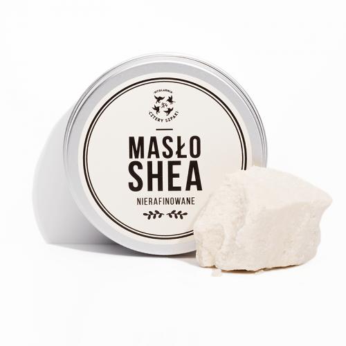 Masło Shea Nierafinowane od 4 Szpaki