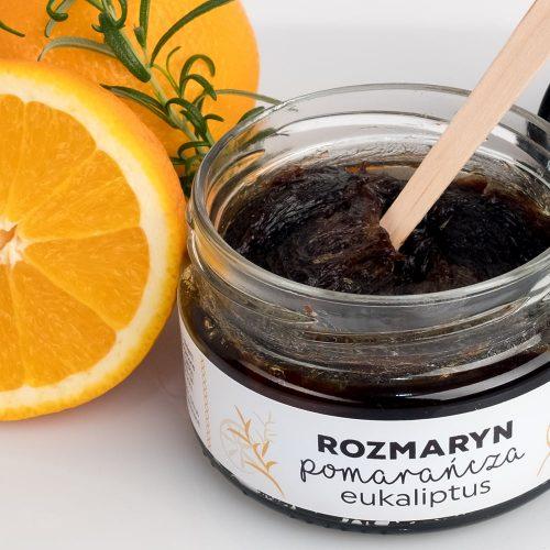Mydło potasowe Rozmaryn-Pomarańcza z Eukaliptusem ze Svoje