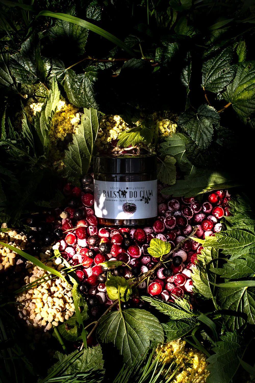 Balsam do ciała owocowo – żywiczno – ziołowy od Trawiaste