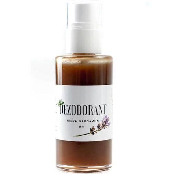 Dezodorant Naturalny Mirra-Kardamon od Trawiaste