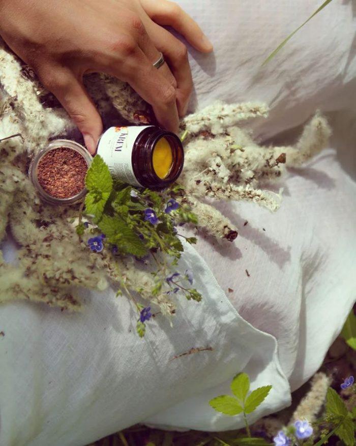 Krem rokitnik-rozmaryn-jarzębina od Trawiaste