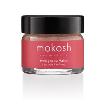 Peeling do ust MALINA od Mokosh