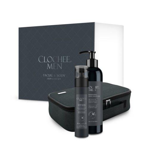 Zestaw Kosmetyków Men everyday face & body od Clochee