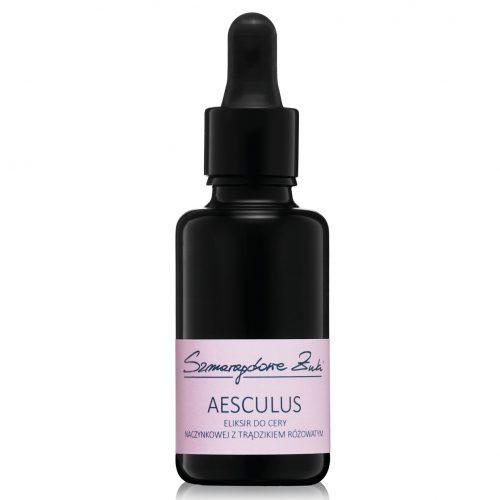 AESCULUS - eliksir do cery naczynkowej i z trądzikiem różowatym