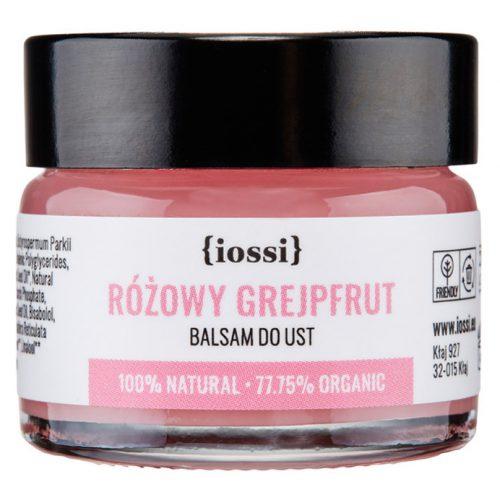 Balsam do ust Różowy Grejpfrut z Iossi