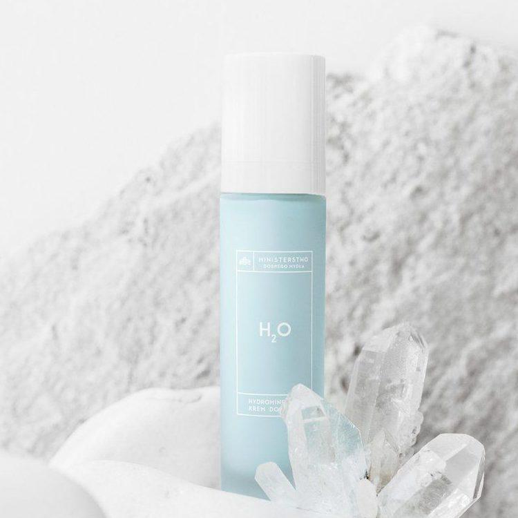 H2O Hydromineralny krem z Ministerstwa Dobrego Mydła