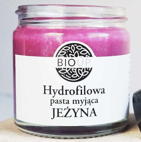 Hydrofilowa pasta myjąca JEŻYNA – delikatne oczyszczenie z BIOUP