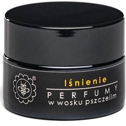 Perfumy w wosku pszczelim LEŚNE od Miodowa Mydlarnia