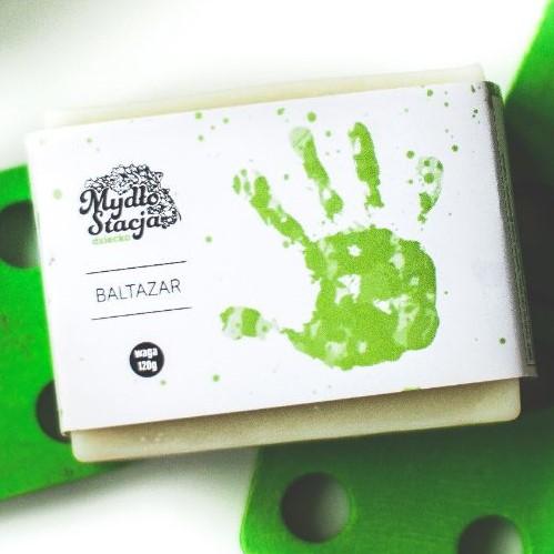 Mydło dla Dzieci Baltazar z Mydło Stacja